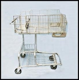 Reconditioned Shopping Carts OTC Metal KUN851CH