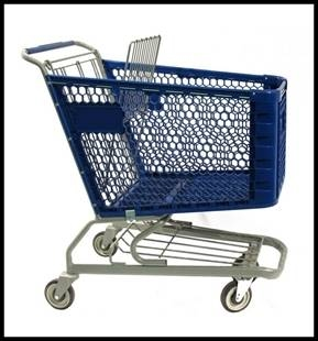 Plastic Cart Regular L.F.