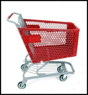Plastic Cart Regular