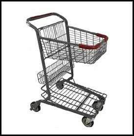 Metal Cart 1 Tier