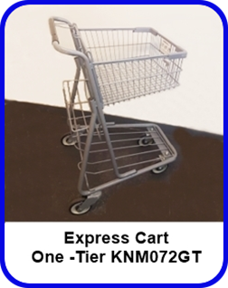 One -Tier Express Cart - KNM072GT