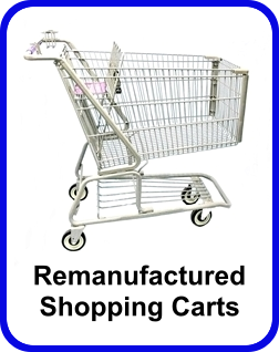 Remanufactured Shopping Carts